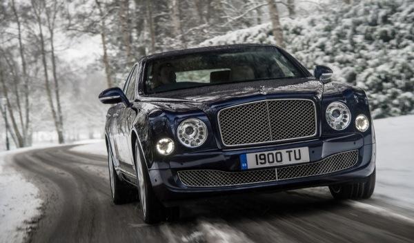 Bentley graba el anuncio del Mulsanne con un iPhone 5s