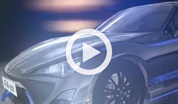 Vídeo: Subaru BRZ Cosworth, así podría ser