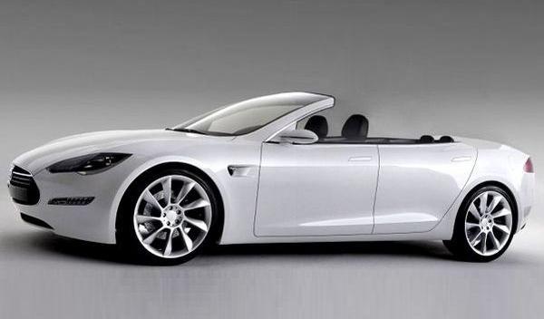 El Tesla Model S se vuelve descapotable y coupé