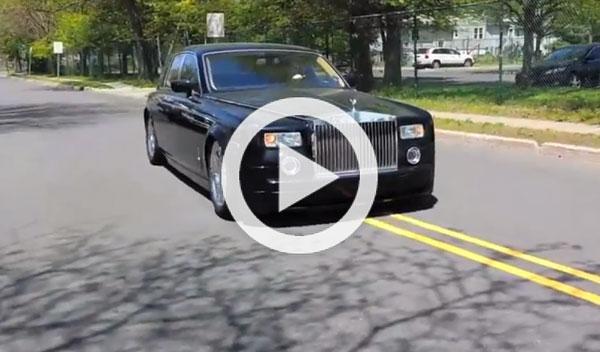 ¿El peor Rolls Royce Phantom del mundo?