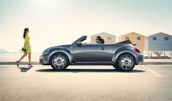 VW Beetle Cabrio Karmann Edition