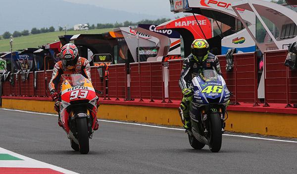 Resultados carrera MotoGP GP Italia 2014