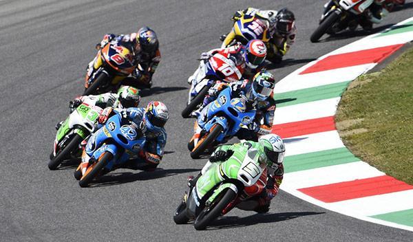 Carrera Moto3 GP Italia 2014: Fenati gana en casa