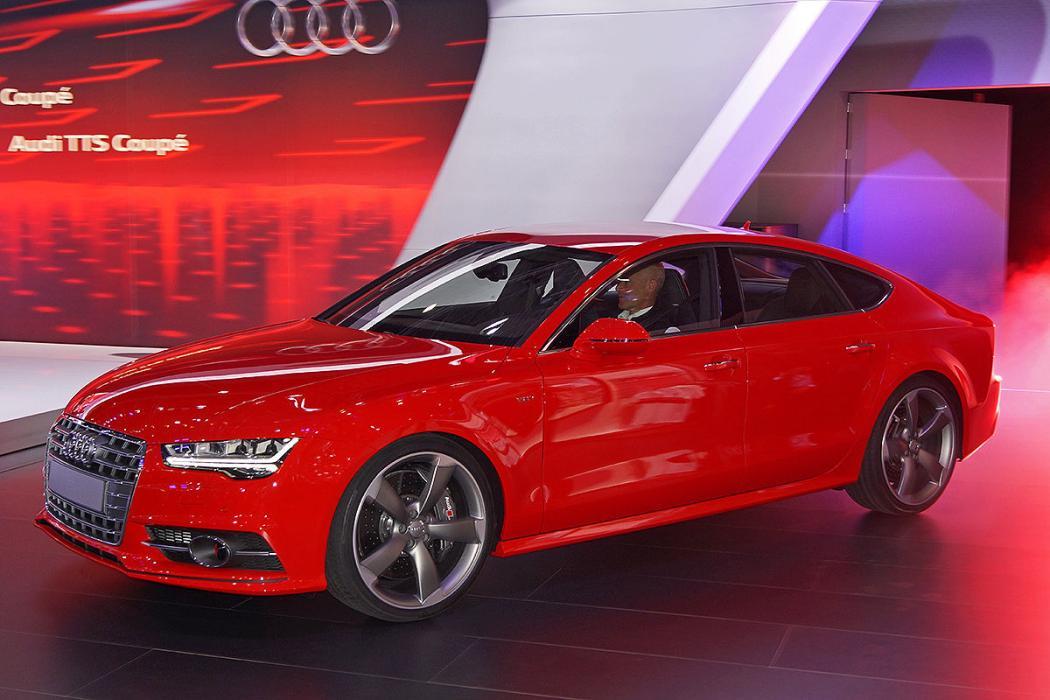 'Facelift' del Audi A7