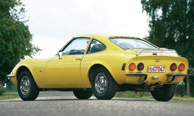 Opel GT con motor LS3: 530 CV