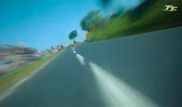 Récord de vuelta rápida en Isla de Man: ¡213 km/h de media!