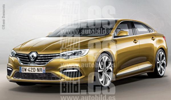 Renault Laguna 2015: un cambio de verdad