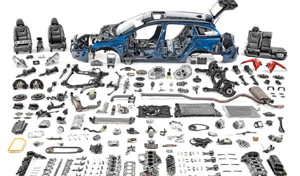 Test 100.000 km Volvo V60 despiece