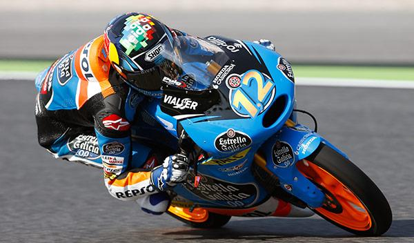 Parrilla de salida Moto3 GP Cataluña 2014