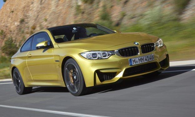El BMW M4 da la vuelta a Nürburgring en 7:52 minutos