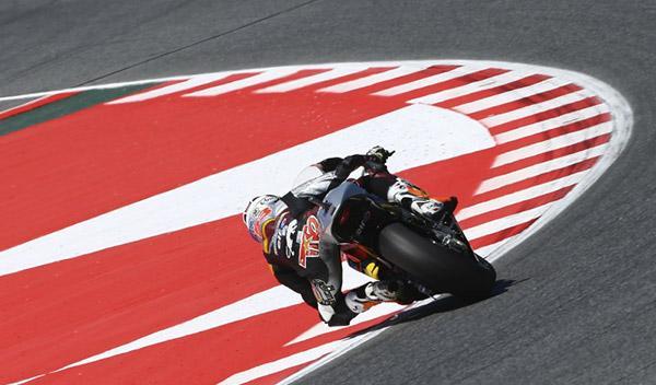 Resultados carrera Moto2 GP Cataluña 2014