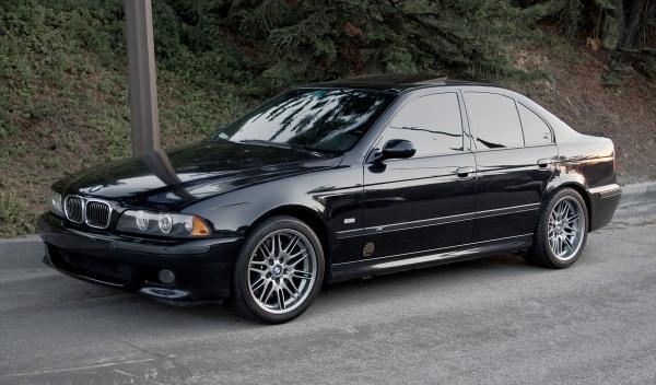 A la venta un BMW M5 que perteneció a Paul Walker