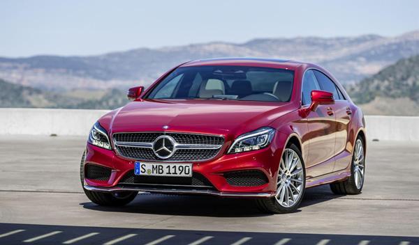 Mercedes CLS 2015