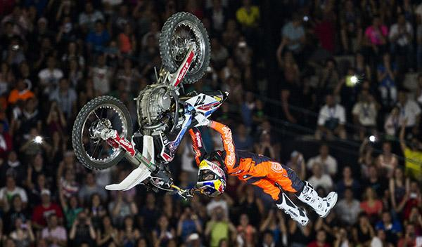 Red Bull X-Fighters Madrid 2014: todo está listo
