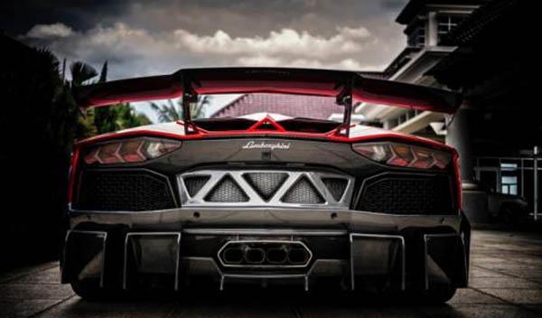 Lamborghini Aventador LP998 Edizione, ¿roza los 1.000 CV?