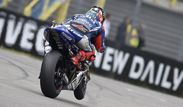 """Jorge Lorenzo: """"una de mis peores carreras en MotoGP"""""""