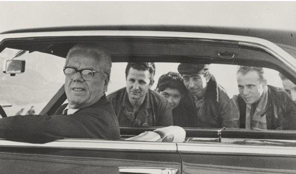 Los cinco mejores diseñadores de la historia del automóvil