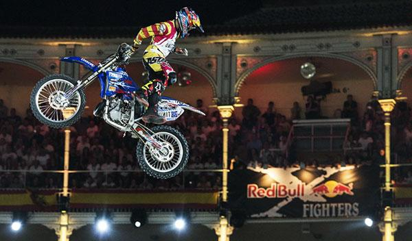 Vídeo Red Bull X-Fighters Madrid 2014: ¡gran espectáculo!