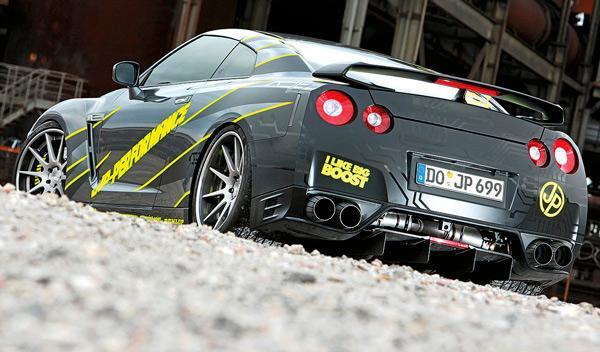 Nissan GT-R JP Performance: un GT-R, con 700 CV