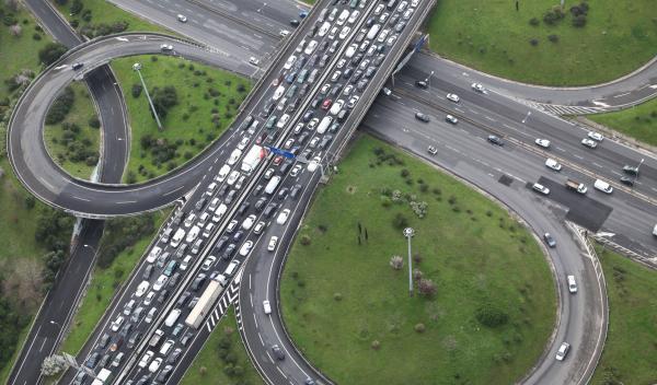 Las carreteras más conflictivas de la Operación Salida 2014