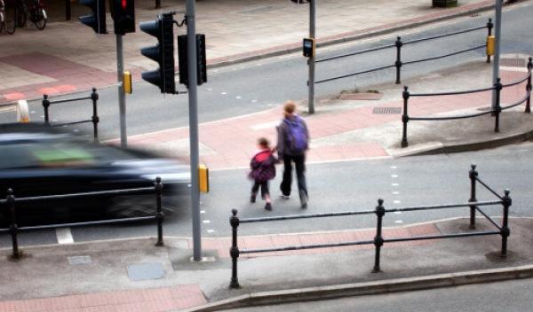 Indemnizan a un niño por el susto tras un accidente