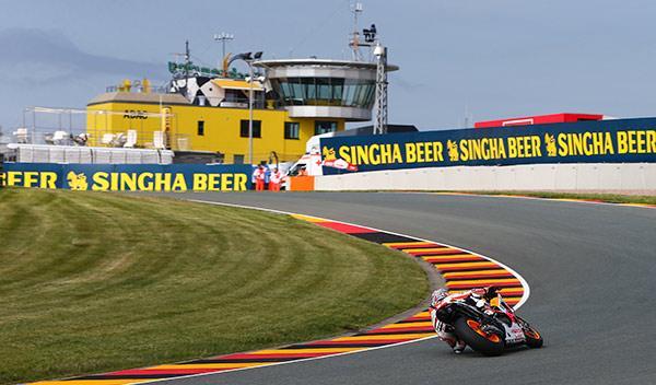 Parrilla de salida MotoGP GP Alemania 2014