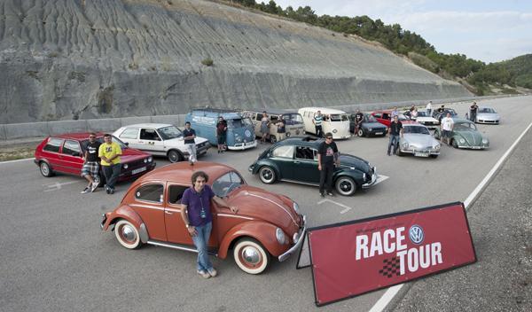 VW Race tour