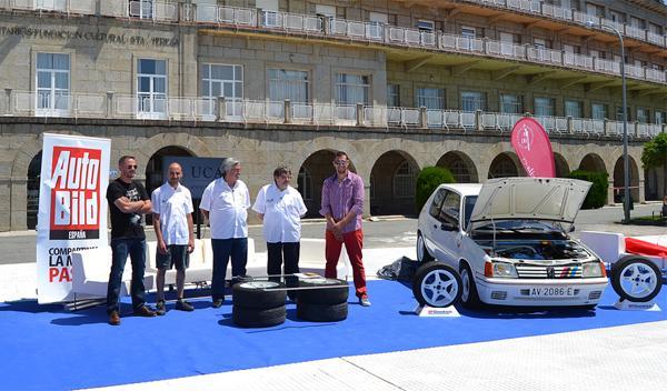 La UCAV participará en el Rally de España de Clásicos