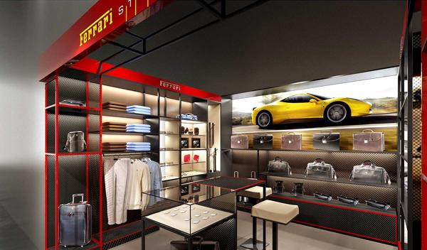 Ferrari cierra su tienda en la Milla de Oro de Madrid