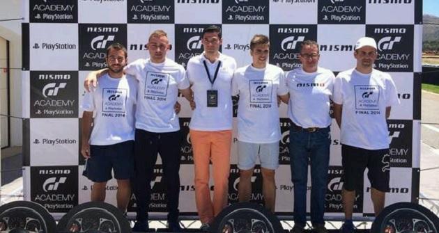 Final española de GT Academy 2014: estos son los ganadores