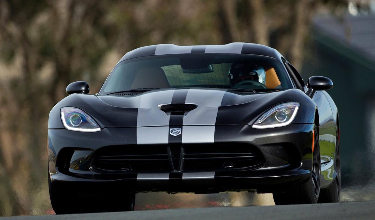 Dodge SRT Viper Convertible by Prefix: 'extraoficial'
