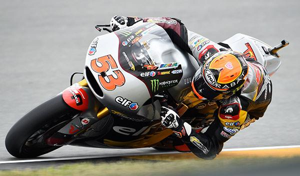 Tito Rabat seguirá en Moto2 en 2015 con Marc VDS