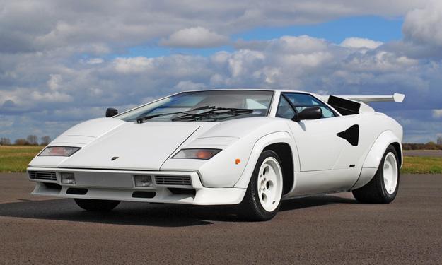 Cinco coches legendarios creados por Bertone