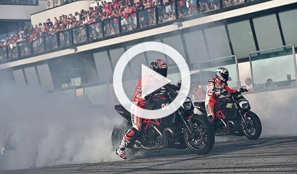 World Ducati Week 2014, récord de asistencia y emociones