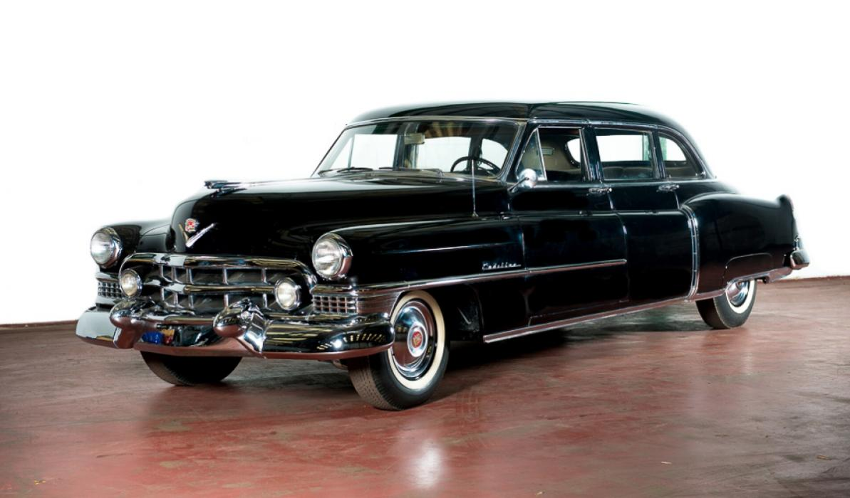 Cadillac Eva Peron