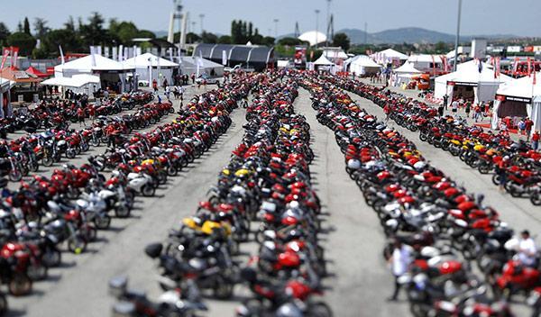 Matriculaciones de motos: el cambio de ciclo se consolida