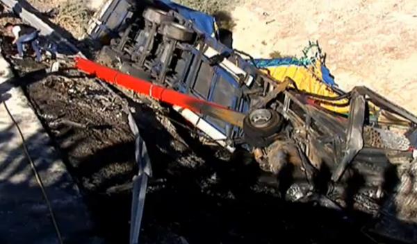 Un accidente en Alicante deja ocho muertos y un herido