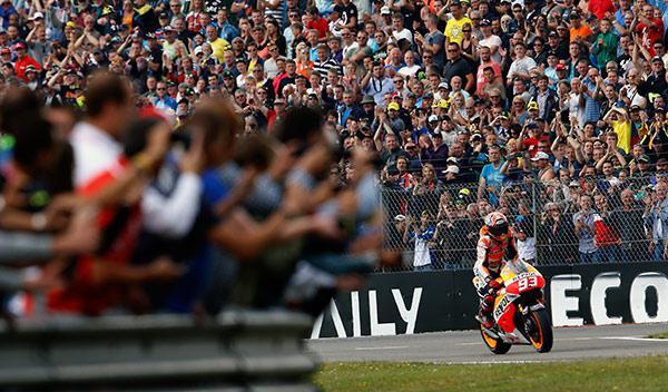 Resumen Mundial de MotoGP 2014: un huracán llamado Márquez