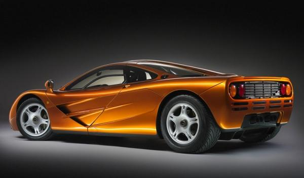 14 millones de dólares por el único McLaren F1 blanco