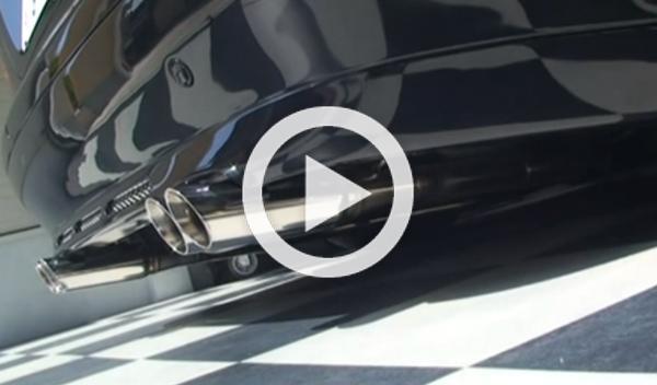 Cómo hacer que un coche usado suene como un Pagani Zonda