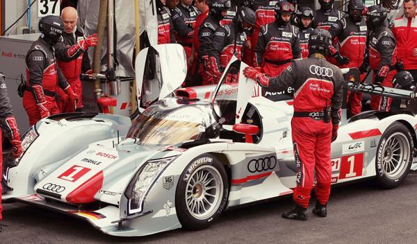Benoit Tréluyer, dos veces campeón en Le Mans