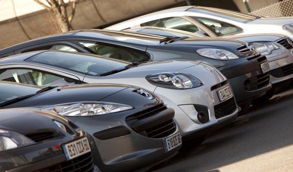 Los coches más vendidos en julio de 2014