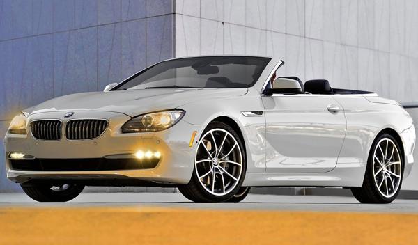 BMW Serie 6 Cabrio 2015: nuevo lavado de cara
