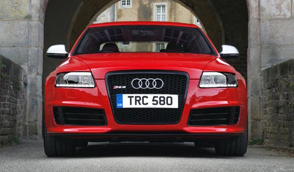 Un concesionario chino fabrica un Audi A6L pick-up