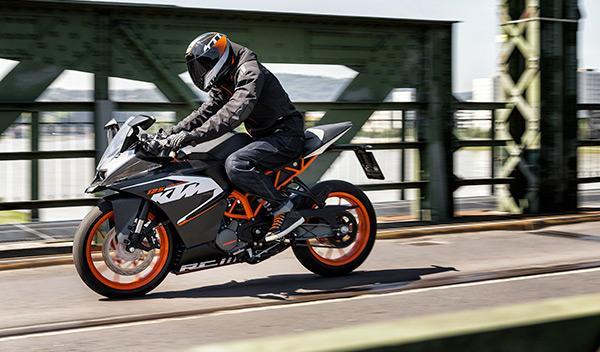 La nueva KTM RC 125 llegará al mercado en septiembre