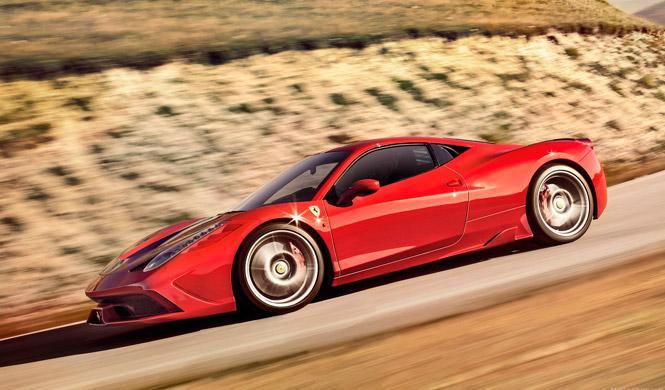 Ferrari 458 Speciale Spider se presentaría en Pebble Beach
