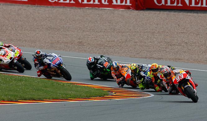 Moto GP Indianápolis 2014: 'Gentleman, start your engines'