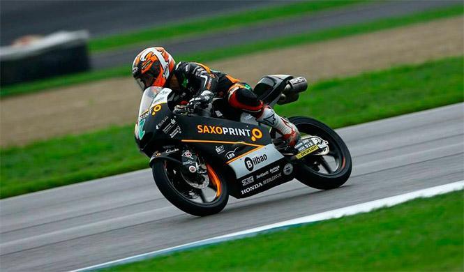 Carrera Moto3 GP Indianápolis 2014: estreno de Vázquez