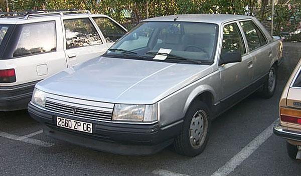 A la venta un Renault 25 GTX con sólo 11.200 km en USA