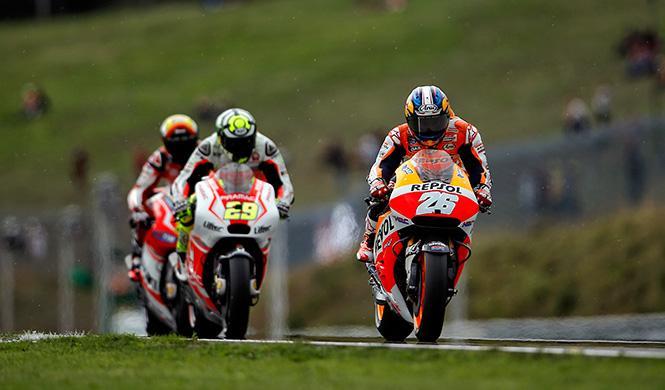 Resultados carrera MotoGP GP República Checa 2014